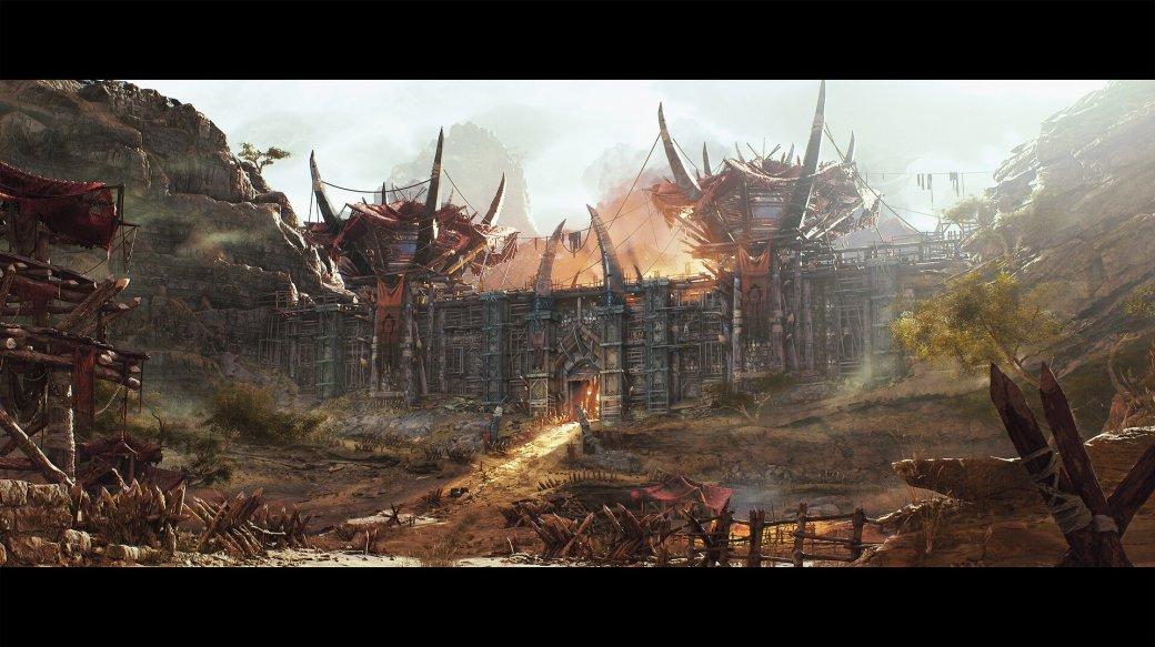 Фанат World of Warcraft воспроизвел врата Оргриммара на Unreal Engine 4