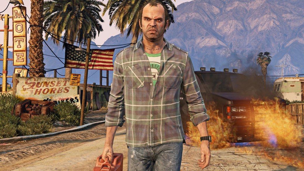 Рецензия на Grand Theft Auto 5