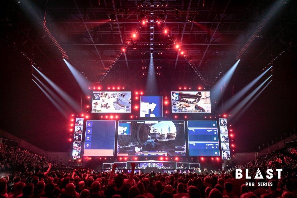5 причин посетить BLAST Pro Series Moscow по CS:GO