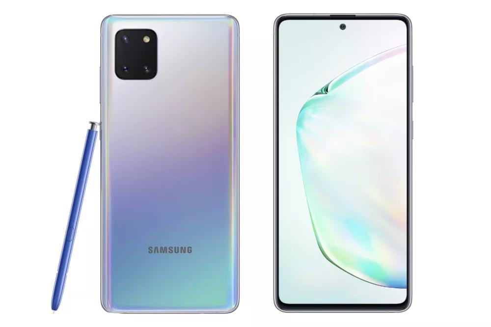 Samsung представил два новых бюджетника — Galaxy S10 Lite и Galaxy Note 10 Lite
