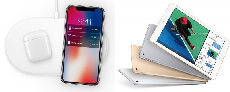 В Сети появилась точная дата начала продаж Apple AirPods 2, Qi-зарядки AirPower и нового iPad