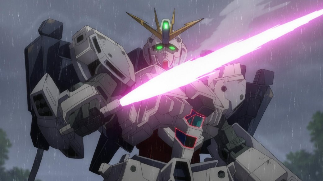 15августа— дата российской премьеры полнометражного аниме «Мобильный воин Гандам: Нарратив» (Mobile Suit Gundam NT). Это первый случай, когда безумно популярная японская франшиза про космос имехов добралась доотечественного проката. Событие, само собой, громкое. Ивэтой статье мырасскажем, почему любителям аниме стоит обратить внимание напремьеру.