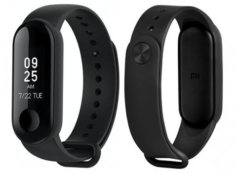 Новый фитнес-трекер Xiaomi MiBand 3i оценили в1200 рублей