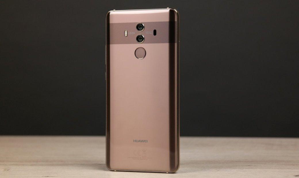 Обновление EMUI 9.1 получили еще три флагмана Huawei. На этот раз повезло моделям серии Mate
