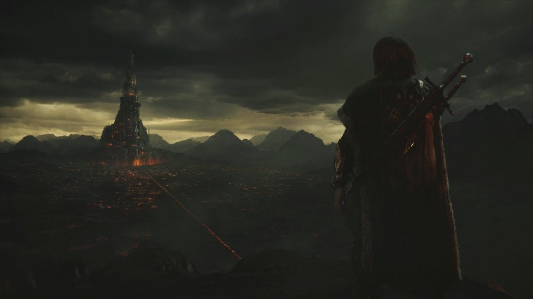 Рецензия на Middle-earth: Shadow of War