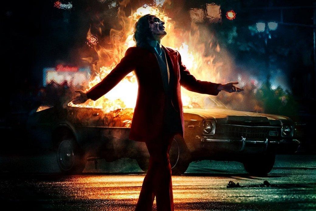 3октября нароссийских экранах стартует картина Тодда Филлипса «Джокер»(Joker)— история культового злодея Бэтмена, снятая внеожиданном ключе. Здесь узнаменитого клоуна-убийцы есть имя, ифильм посвящен его становлению.