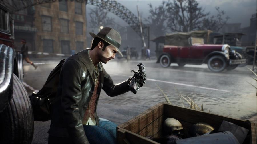 Настоящий детектив! Создатели The Sinking City показали, как проходят в игре расследования