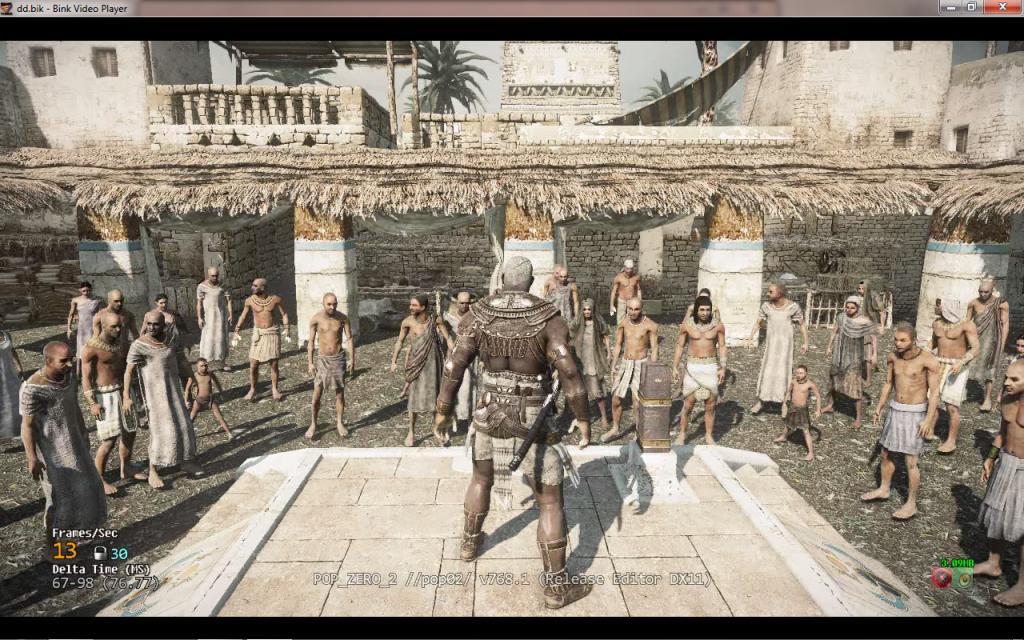 Кадр прототипа Prince of Persia Zero 2 попал в Сеть