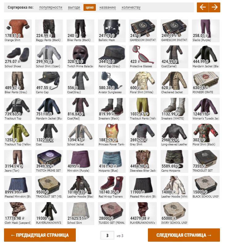Гайд: как купить, продать или обменять вещи вPUBG
