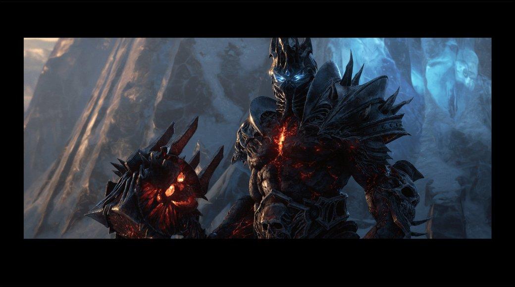 Король-лич возвращается? В сети появилось изображение из нового дополнения для World of Warcraft
