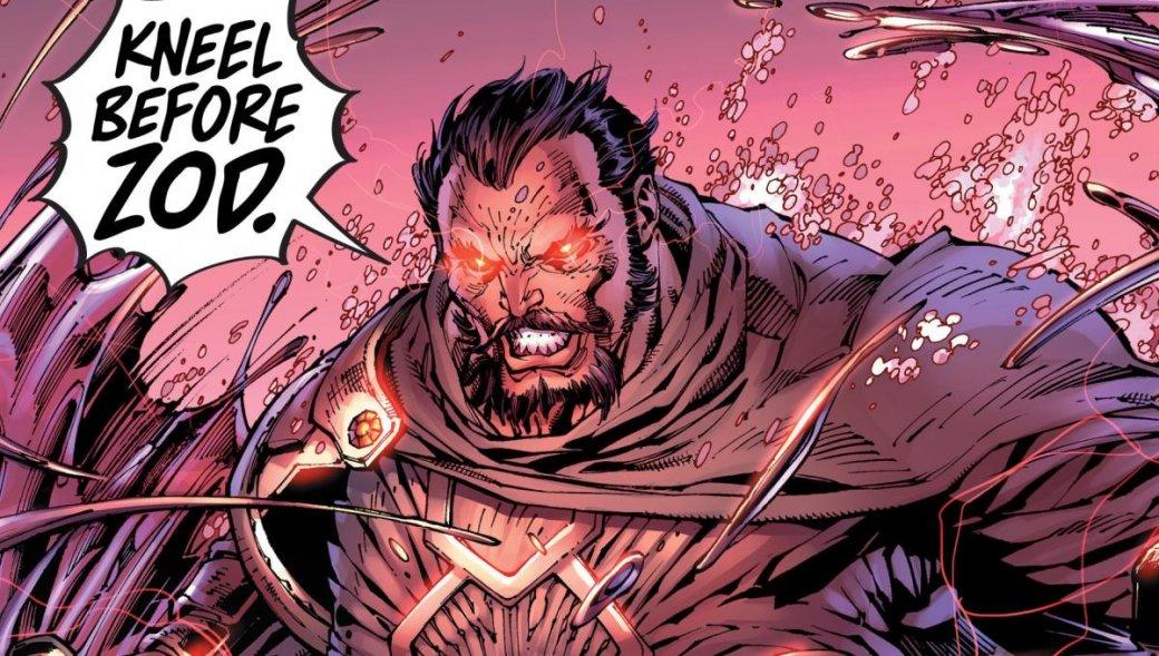 Нидля кого несекрет, чтосписок врагов Супермена довольно обширен. Игенерал Зод, пожалуй, один изсамых противоречивых антагонистов сочень непростой судьбой. Потенциально самый серьезный инепримиримый противник Человека изСтали получил кудивлению нетак много времени настраницах комиксов. Иэто при том, что онрегулярно попадает втопы величайших комиксных злодеев. Как так получилось? Попробуем разобраться.
