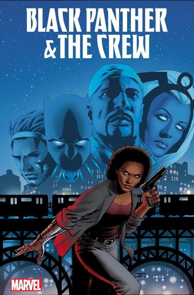 У толерантности есть предел: Marvel закроет комикс о чернокожих героях