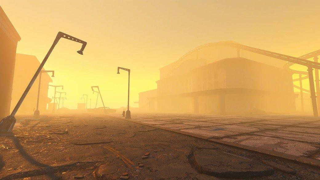 Наконец-то! Мир Fallout: New Vegas переносят надвижок Fallout4