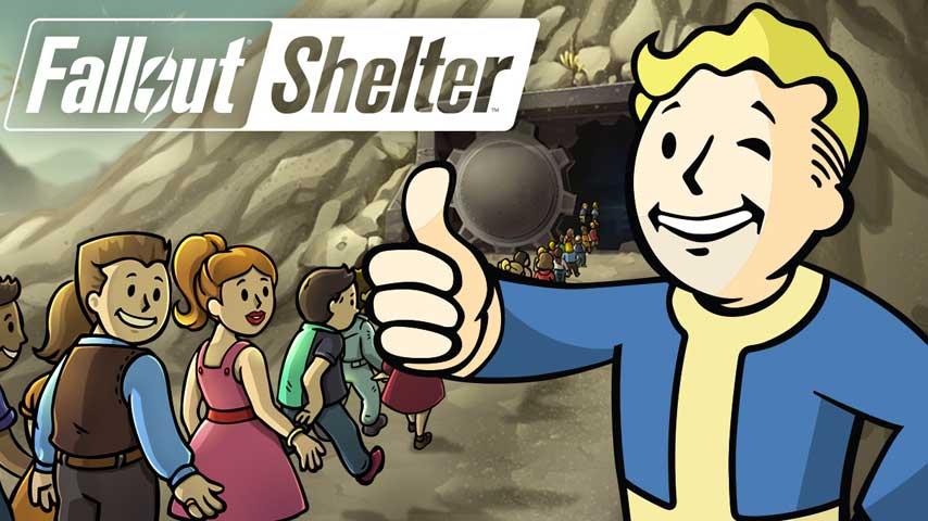 Fallout Shelter —самая загружаемая игра App Store