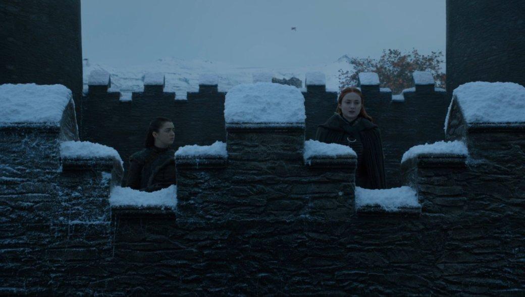 Спойлеры 7 серии 7 сезона «Игры престолов»