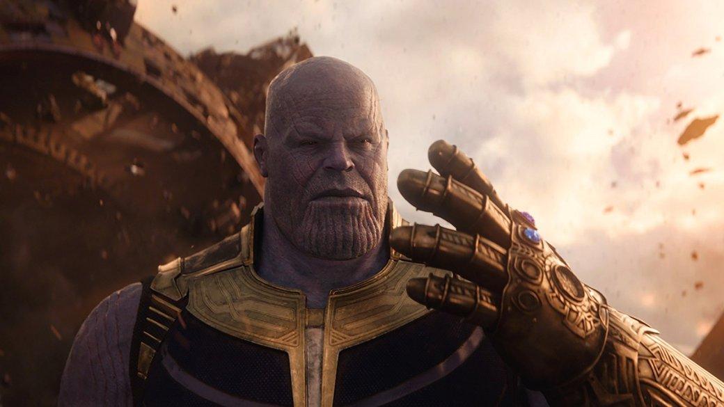 Из«Войны бесконечности» вырезали сцену, вкоторой «щелчок» Таноса приводил кдругим последствиям