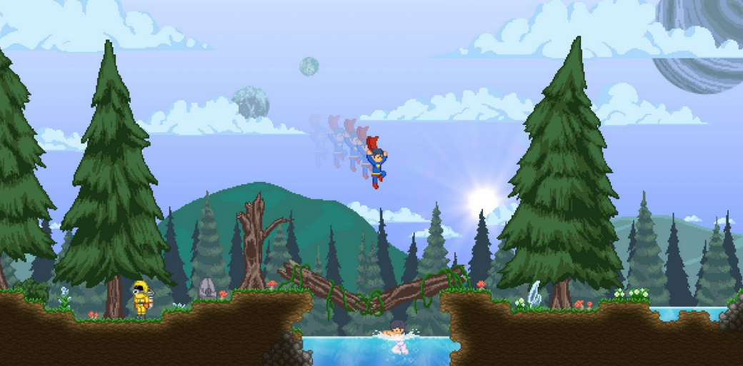 Terraria 2 обойдет стороной 3DS