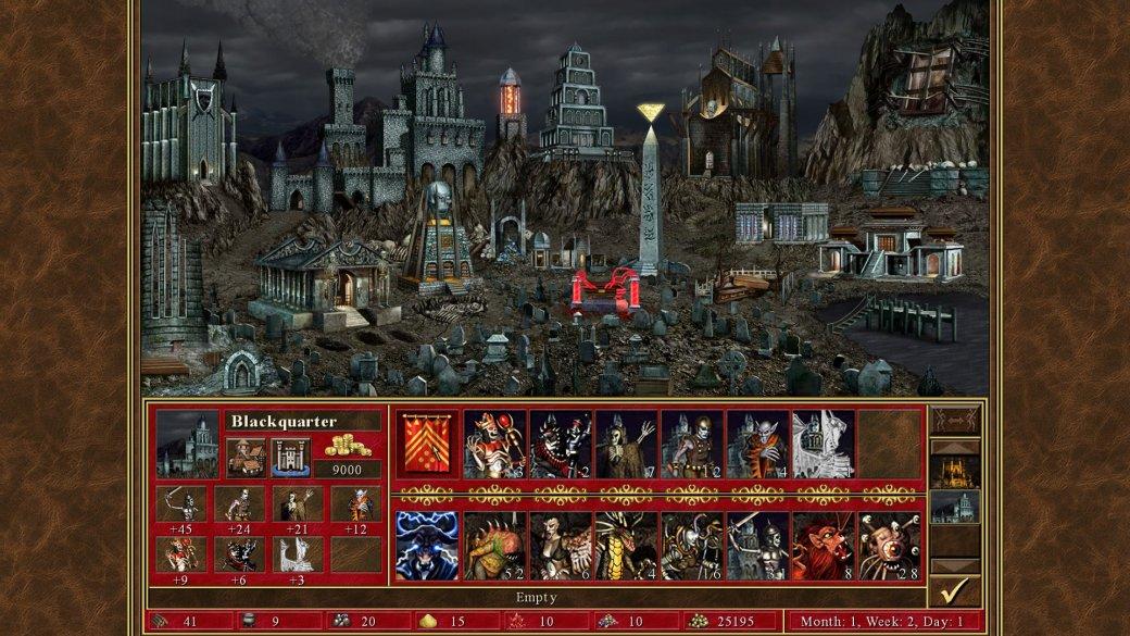 «Героям меча и магии 3» — 20 лет! Вспоминаем, за что мы так любим эту игру