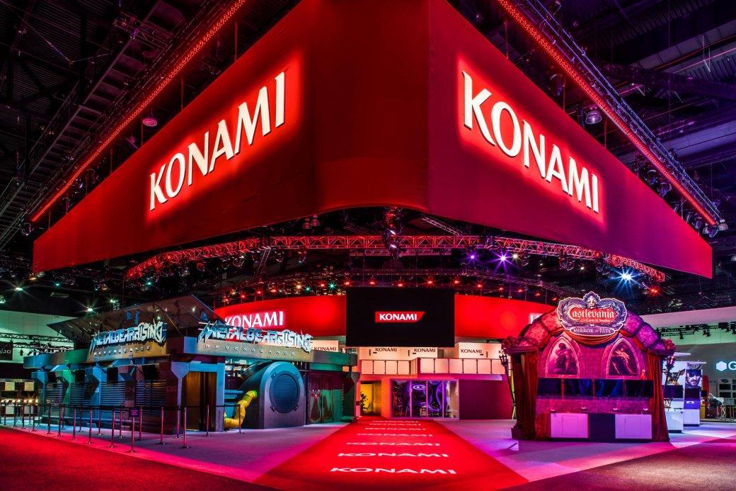 Konami строит 12-этажный киберспортивный комплекс прямо вцентре Токио