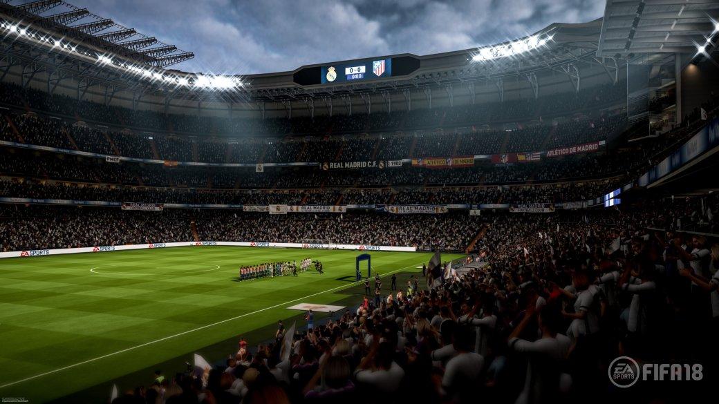 Рецензия на FIFA 18