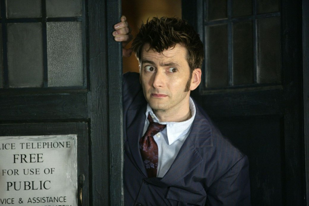 Доктор Кто объясняет теорию относительности
