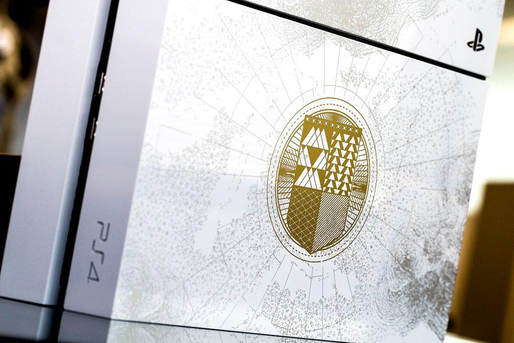Конкурс по Destiny: выиграй PS4 Limited Edition и другие призы