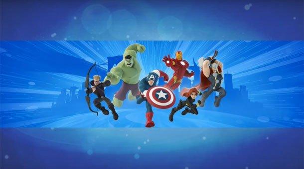 Disney Infinity расширят комикс-вселенной Marvel
