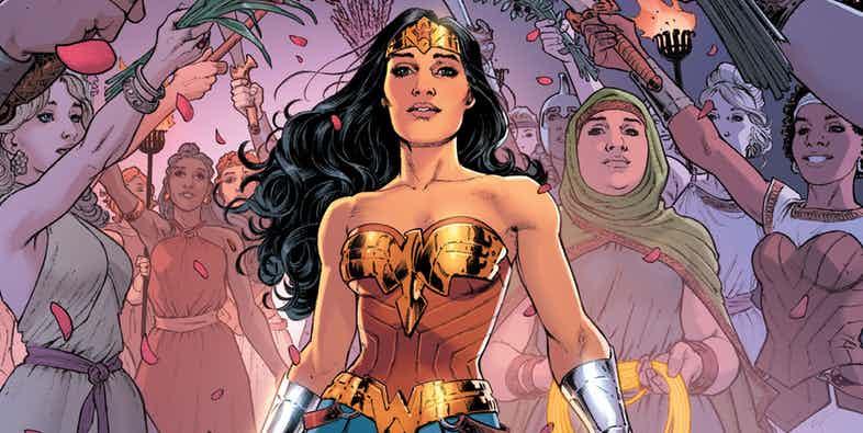 Как киновселенная DC изменит биографию Чудо-женщины?