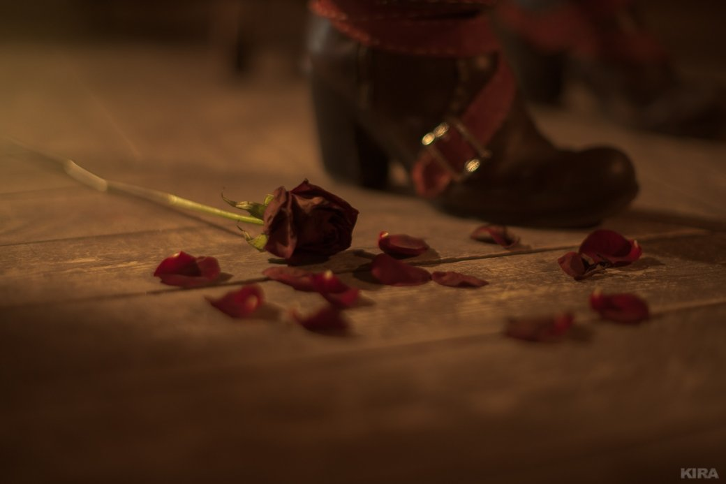Невероятный косплей Трисс из «Ведьмака 3» от Лады Люмос