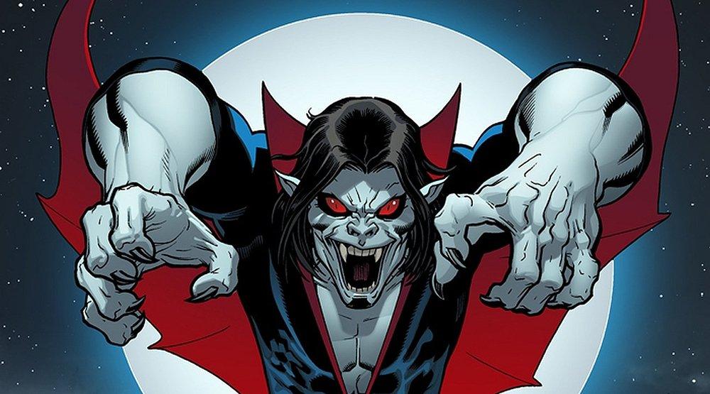 Джаред Лето сыграет еще одного злодея изкомиксов— вампираМорбиуса из«Человека-паука»