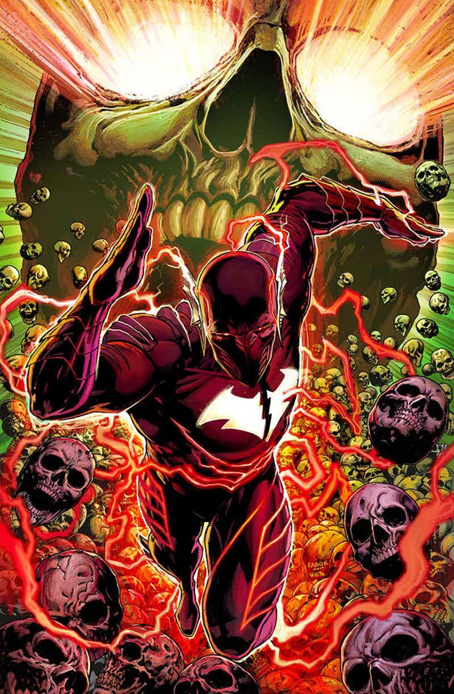 DCпредставила новый взгляд назлых Бэтмена-Флэша иБэтмена-Киборга