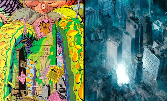 Создатель Дэдпула считает, что фильм по«Хранителям» лучше комикса