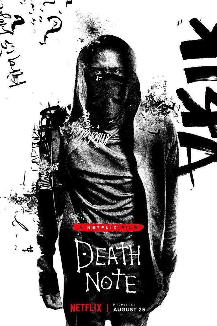 Lизэкранизации Death Note похож накого угодно, нотолько ненаL