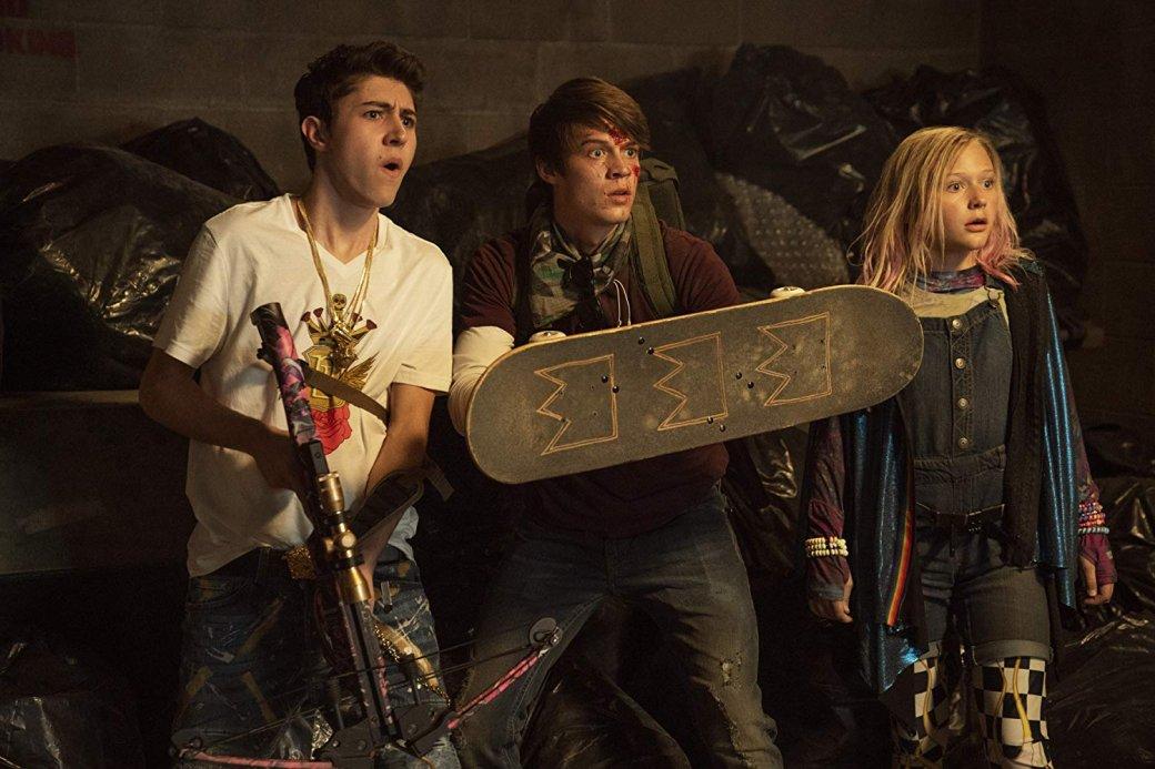 Не ведитесь на зомби! «Рассвет»— все тотже типичный подростковый сериал отNetflix
