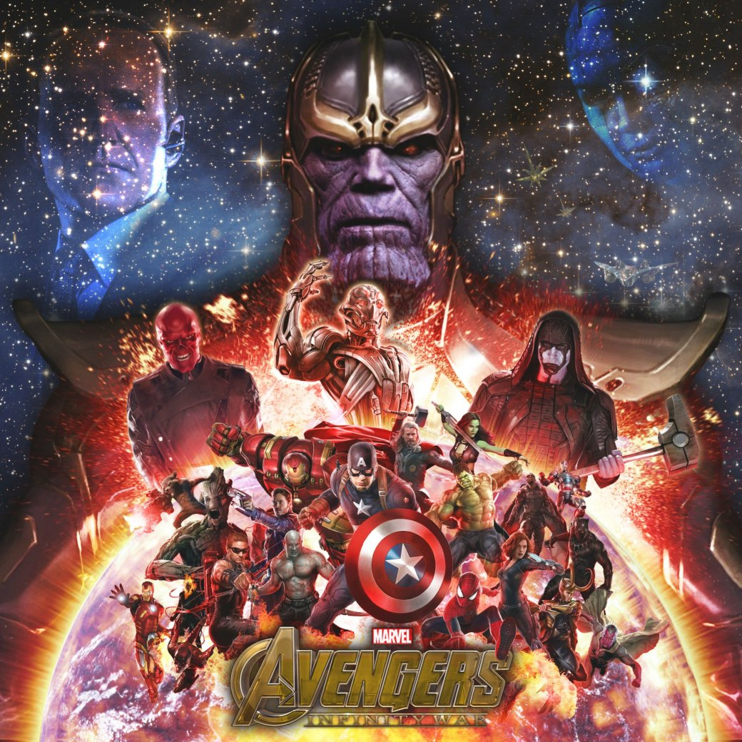 Начало конца: стартовали съемки четвертых «Мстителей»