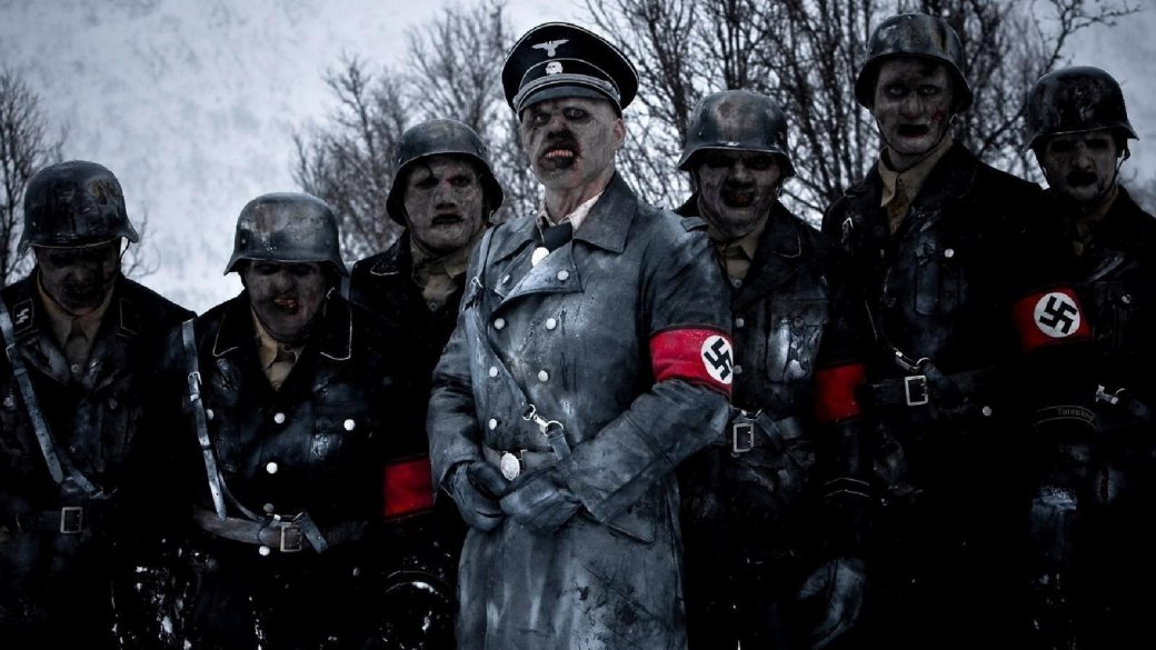 Лучшие фильмы про зомби-нацистов (несчитая «Оверлорда»)