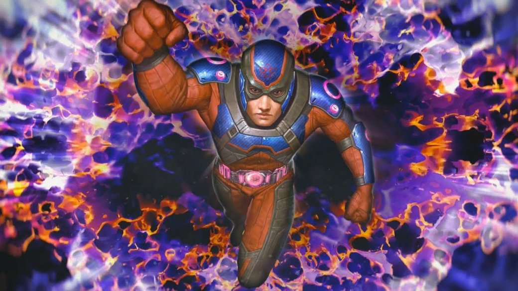 Нановых кадрах «Лиги справедливости» Снайдера появился Альфред исупергерой Атом