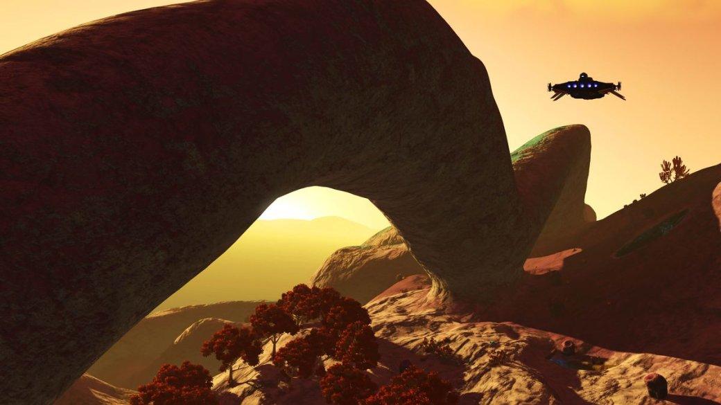 Коллекция потрясающих скриншотов NoMan's Sky, созданных вфоторежиме
