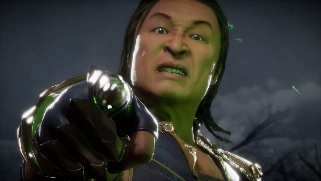«Твоя душа принадлежит мне» — геймплейный трейлер Шан Цуна вMortal Kombat11