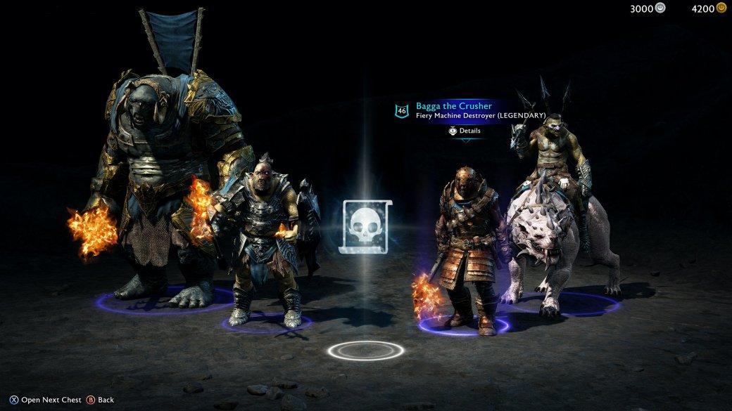 Больше золота! В Middle-Earth: Shadow of War будут микротранзакции