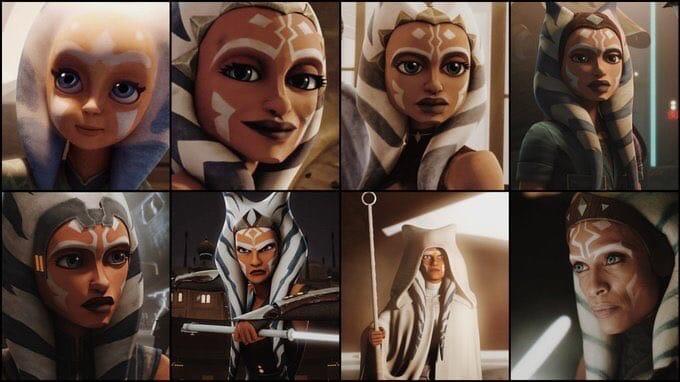 «Мандалорец»: дизайнер сериала объяснил изменение внешности Асоки Тано