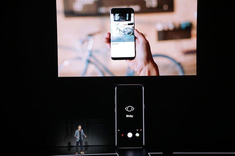 Что показала Samsung на Unpacked 2017 кроме Galaxy S8/S8+?