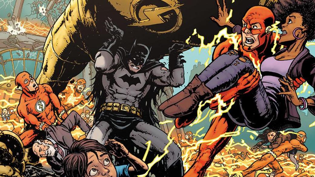Настраницах серий Batman vol. 3 иFlash vol. 5 завершился уже второй кроссовер— The Price. Внем двум талантливым детективам пришлось объединиться, чтобы расследовать происшествие, тесно связанное смини-серией Heroes InCrisis отсценариста «Бэтмена» Тома Кинга. Ночему насамом деле посвящен этот комикс?