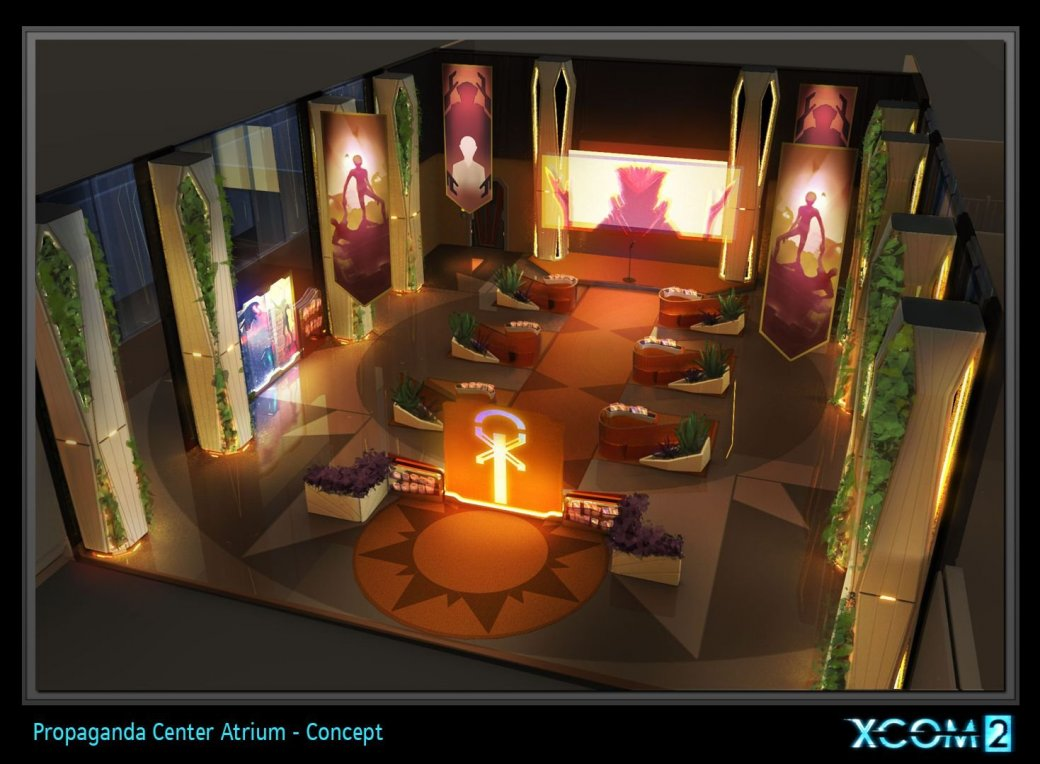 Подробности XCOM 2