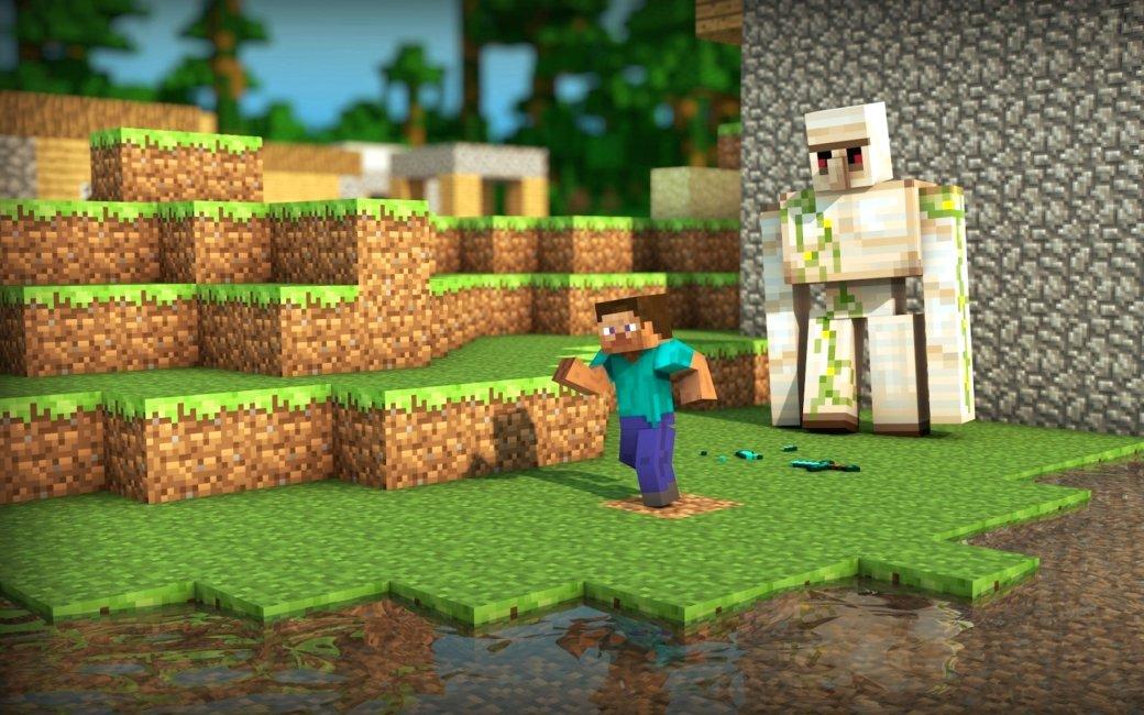 Представители Mojang помогают писать сценарий фильма по Minecraft