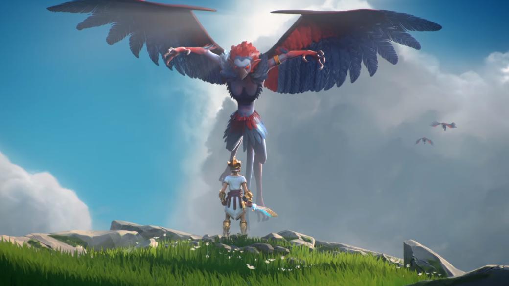 E3 2019: Ubisoft анонсировала Gods & Monsters. Это RPG с визуальным стилем Breath of the Wild!