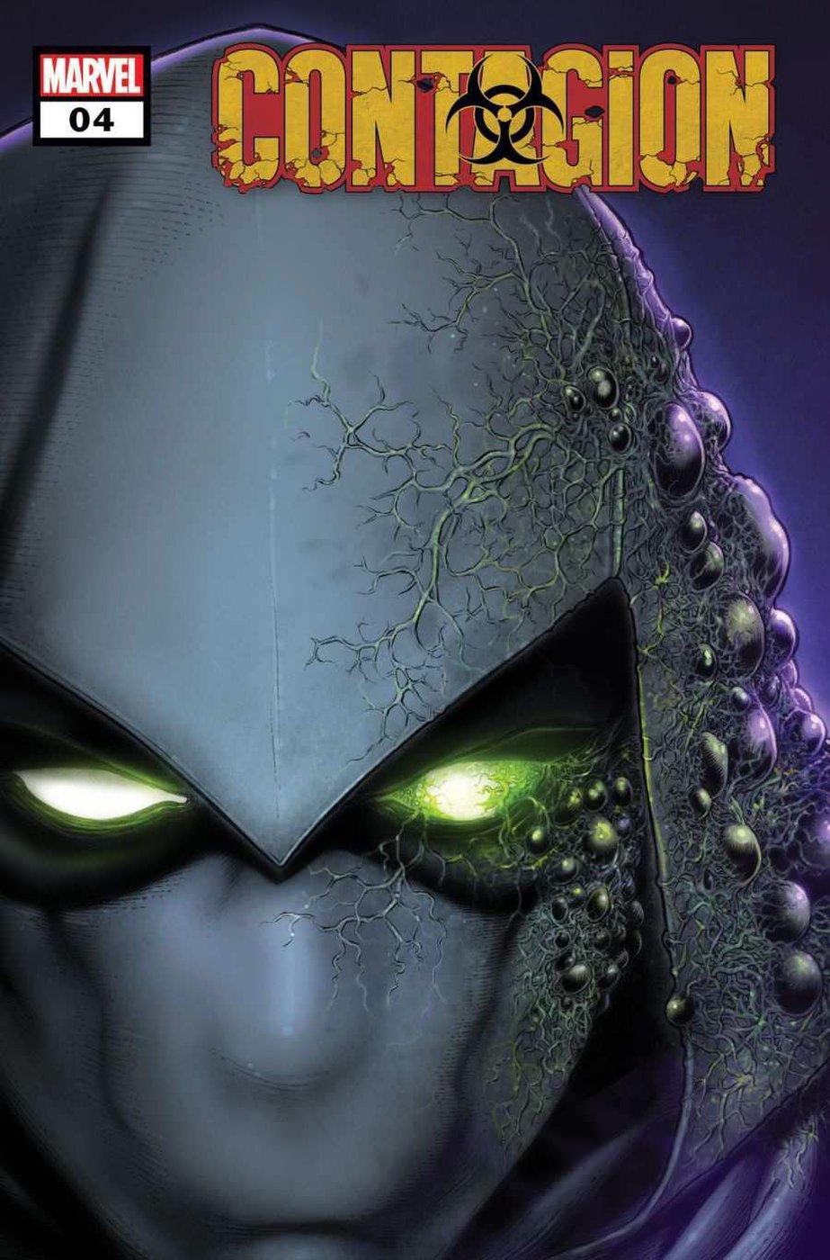 Воктябре супергерои Marvel столкнутся снеизвестным вирусом, напоминающим кордицепс изLast ofUs