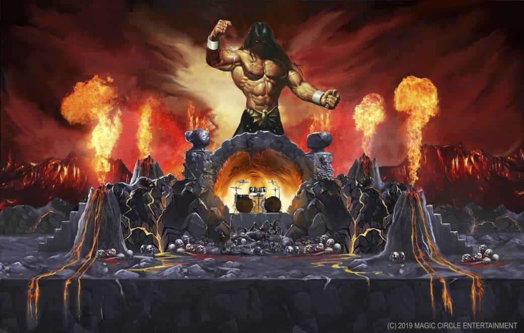 Manowar— нетагруппа, окоторой нужно долго рассказывать. Manowar— одни изотцов-основателей метал-музыки вообще, серьезно повлиявшие настановление всего жанра. Более того, впроцессе собственного развития они фактически породили новое направление— True Metal, которого придерживаются исегодня. Прямо сейчас группа ездит помиру (иРоссии!) смасштабным туром The Final Battle Tour— онем, атакже оновом альбоме, сучастниками банды мыипоговорили.