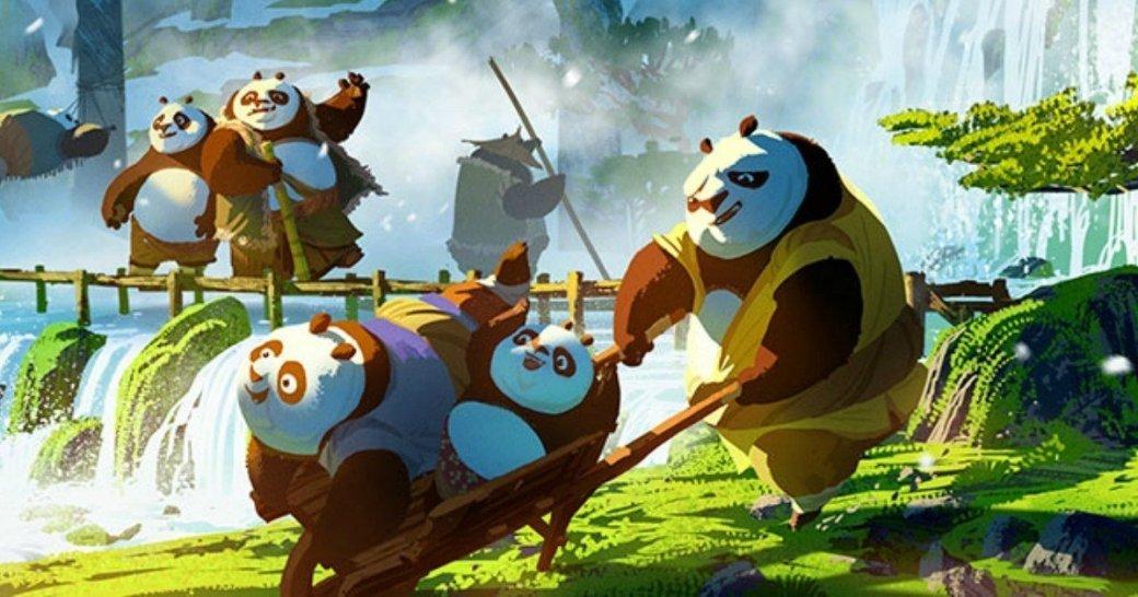 Рецензия на «Кунг-фу Панду 3»
