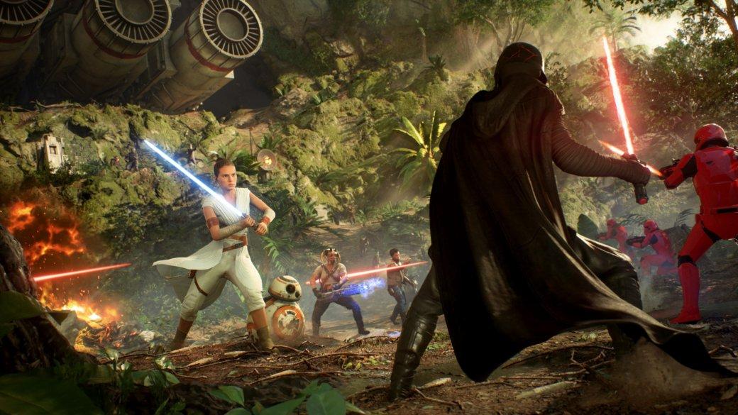 ВEpic Games Store бесплатно раздают игру повселенной «Звездных войн»